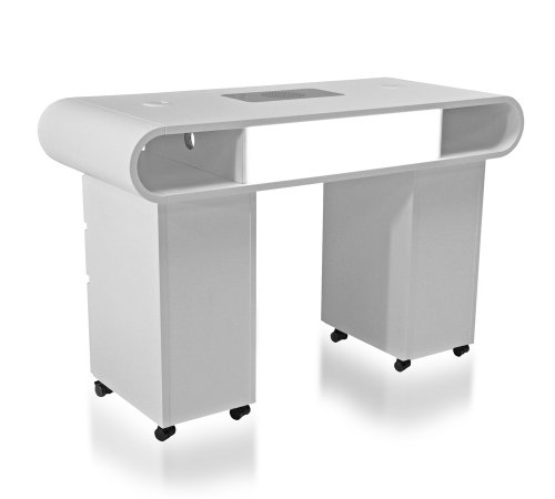 Studio table Manicure Table Nail Table DR 01Lü incl.. Extraction TOPSELLER